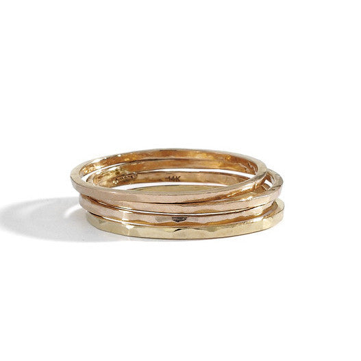 blanca monrós gómez | thin stacking bands