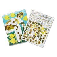 Melissa and Doug Mosaic Sticker Pad Ocean
