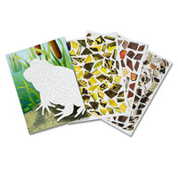 Melissa and Doug Mosaic Sticker Pad Nature