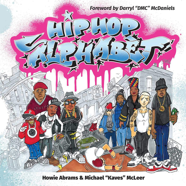 Hip-Hop Alphabet Hardcover Book