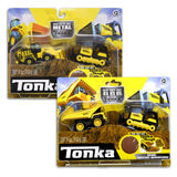 Schylling Tonka Truck Metal Movers Combo Pack