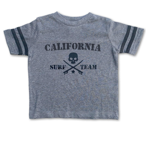 Sol Baby Surf Team Gray Tee