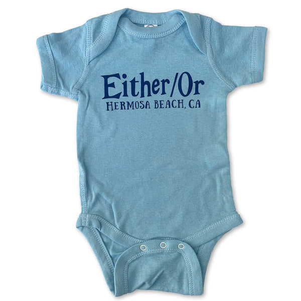 Sol Baby Either/Or Hermosa Beach Bodysuit