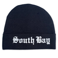 Sol Baby South Bay Black Beanie