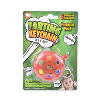 Toy Network Farting Keychain