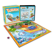 Turasa Yoga & Fitness Board Game Adventure