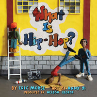 What is Hip Hop Hardcover Picture Book
