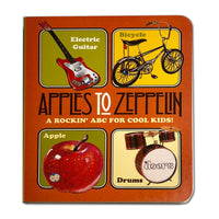 Apples to Zeppelin Book
