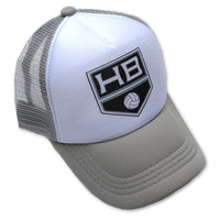 Sol Baby Hermosa Beach Kings Volleyball Trucker Hat