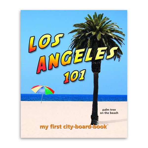 Los Angeles 101 Book
