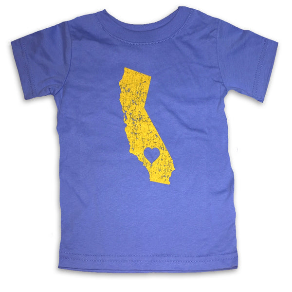 Sol Baby UCLA California Love Tee