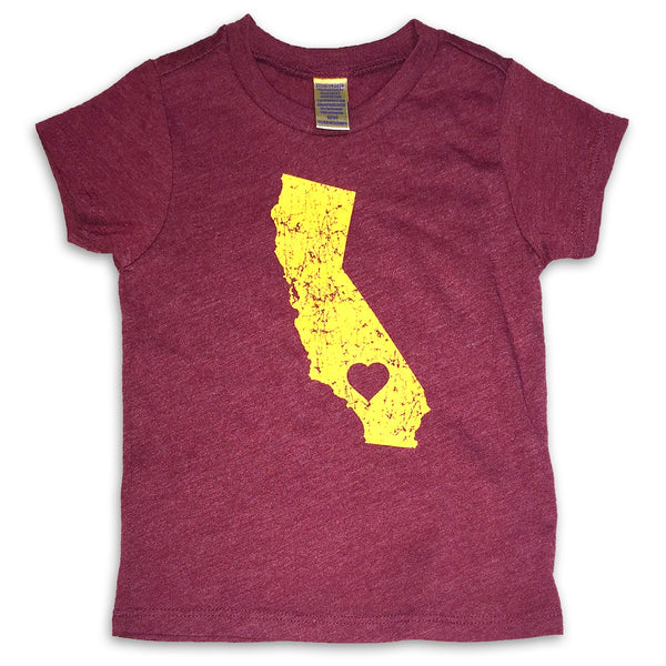 Sol Baby USC California Love Tee