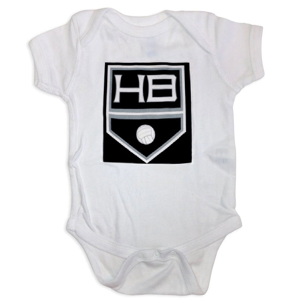 Sol Baby Hermosa Beach Los Angeles Kings Onesie