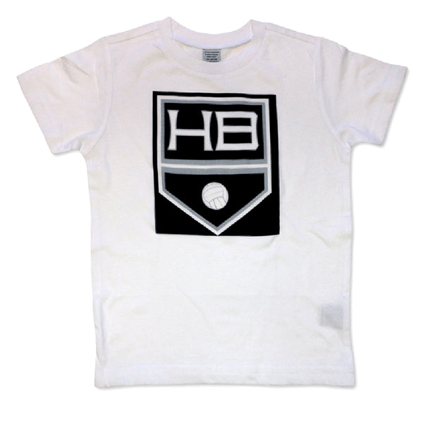 Sol Baby Hermosa Beach Los Angeles Kings Tee