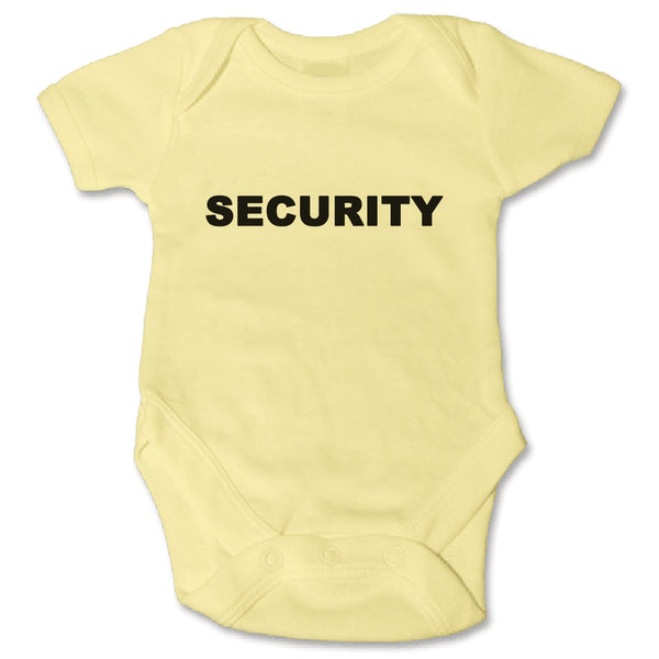 Sol Baby Original 'Security' Onesie