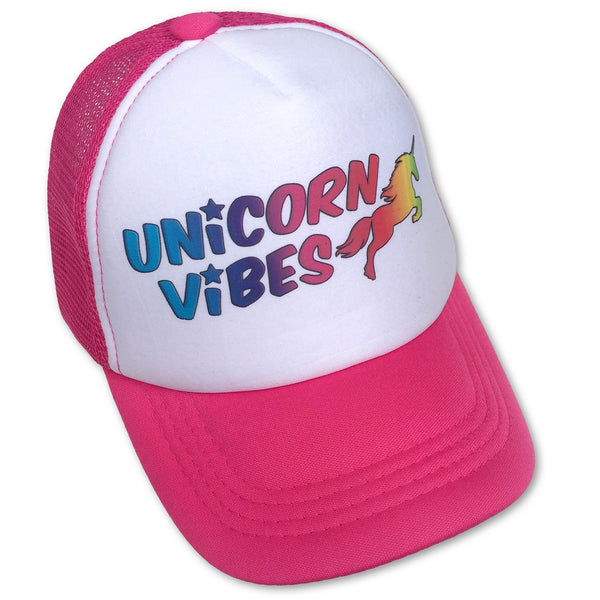 Sol Baby Unicorn Vibes Trucker Hat