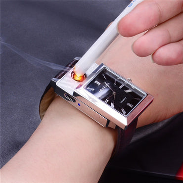 Cigarette Lighter Watches for men
