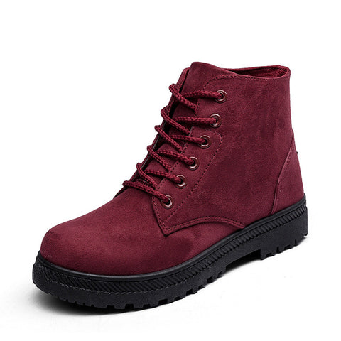 High Quality Women casual high brand boots