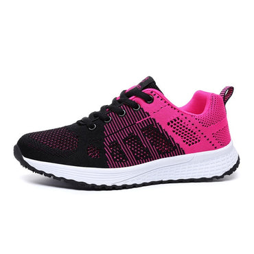 Woman Running sports Shoes Breathable Anti-slip Light Flats