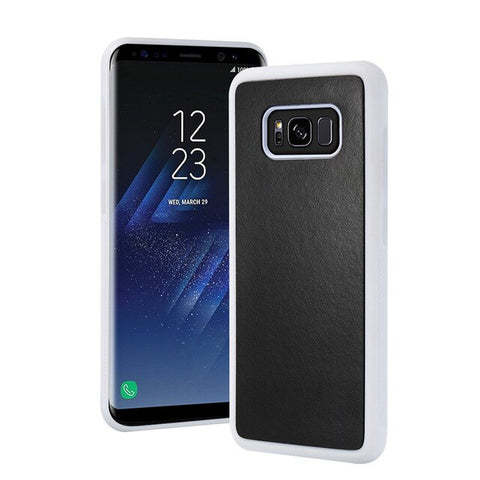 Anti-gravity Adsorption Silicone Phone Case For Galaxy S8 S8 Plus S7 S6 Edge Not 5 4