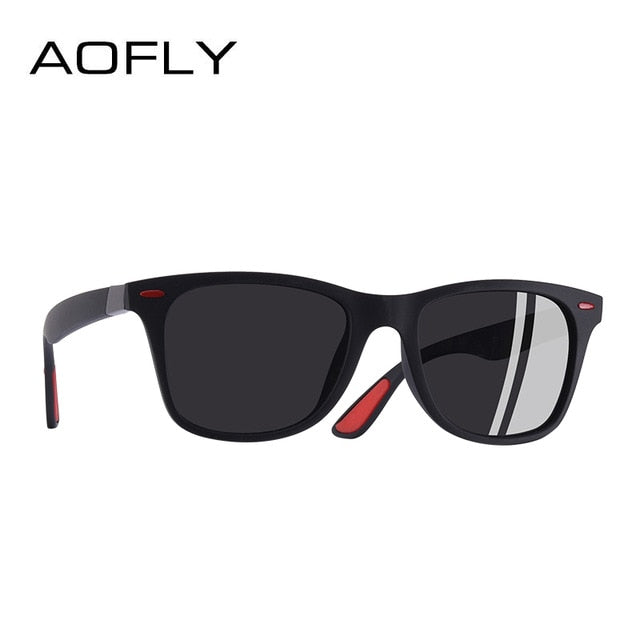 Ultralight Polarized Sunglasses Men Women Driving Square