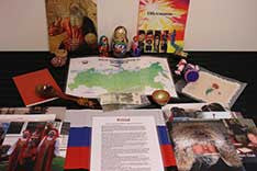 #3 Russia Artifact Kit