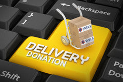WELS Donation Delivery
