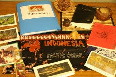 Indonesia Artifact Kit #2