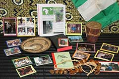 Nigeria Artifact Kit #5