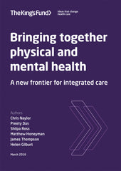 Bringing together physical and mental health