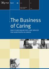 The Business of Caring