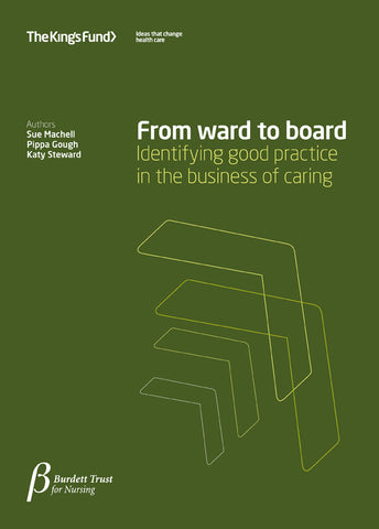 From ward to board