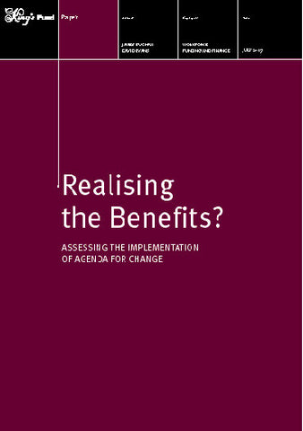 Realising the Benefits?
