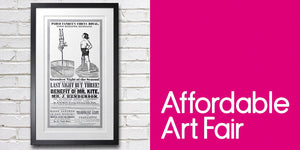 Being for the Benefit of Mr. Kite – Print now showing at Battersea AAF