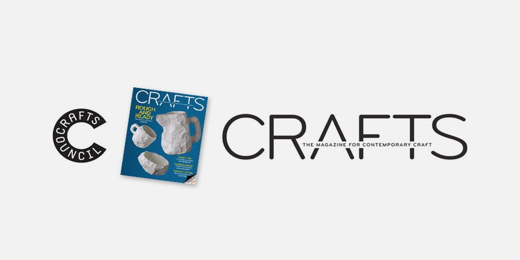 Kite featured in Crafts Council magazine