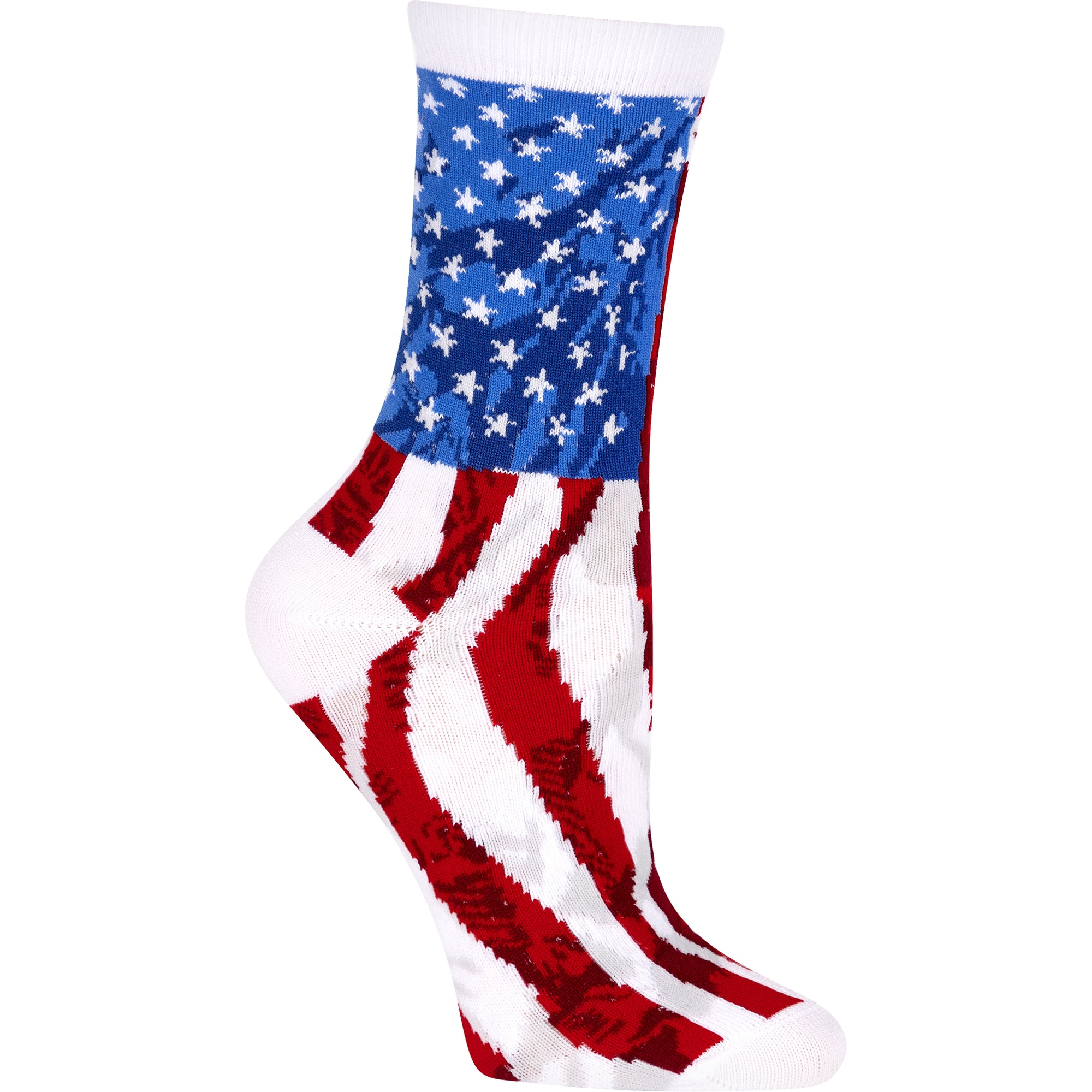 American Flag USA Sock