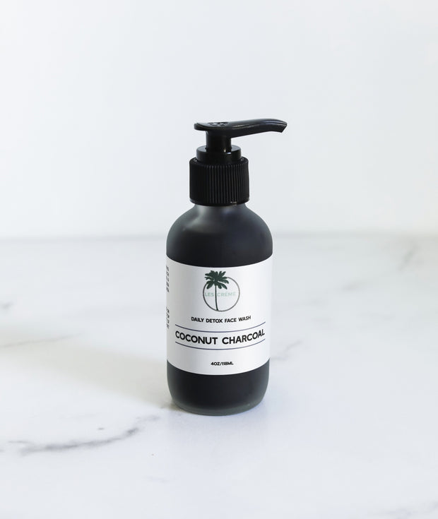 Daily Detox Face Wash- With Charcoal 1