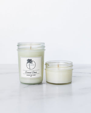 Coconut Oasis Candle