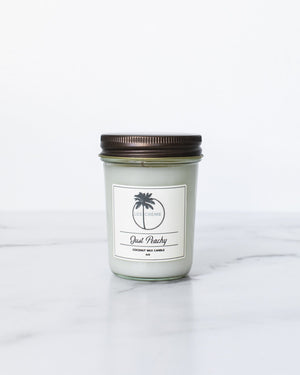 Just Peachy Scent Candle