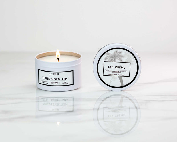 Three Seventeen Scent Coconut Wax Candle 1