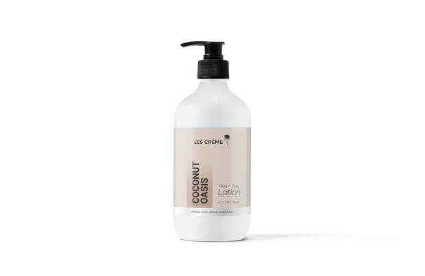 Coconut Oasis Lotion 1