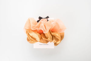 Mango Lucy Oversized Scrunchie Duo