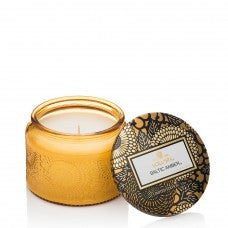 Baltic Amber Mini Candle
