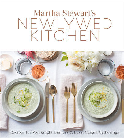 Martha Stewart's Newlywed Kitchen