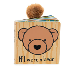 Jellycat If I Were a Bear Board Book