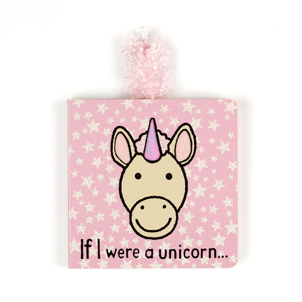 Jellycat If I Were a Unicorn Board Book