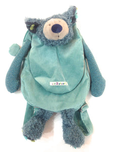 bear toddler backpack