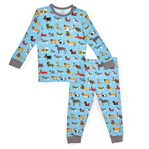 In-Dog-Nito Modal Magnetic Toddler PJ Set