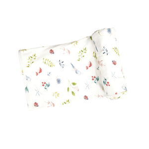 Nature's Notebook Swaddle