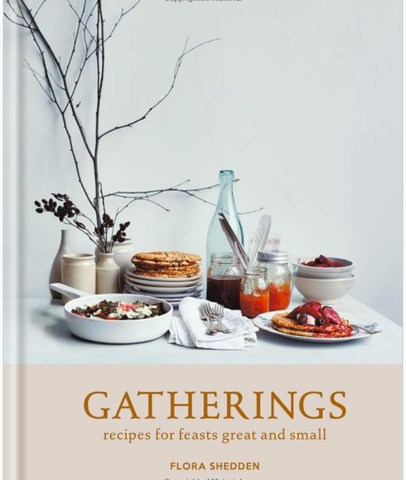 Gatherings Cookbook